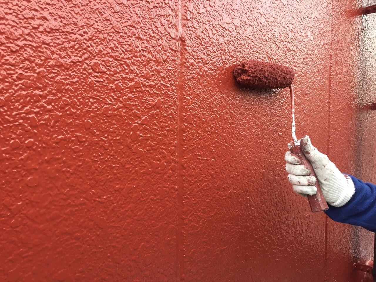改修工事外壁塗装